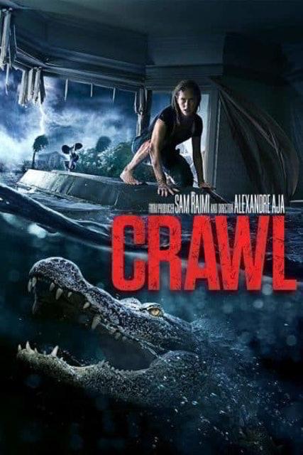 Raimi Productions, Fire Axe Pictures Crawl: คลานขย้ำ 1