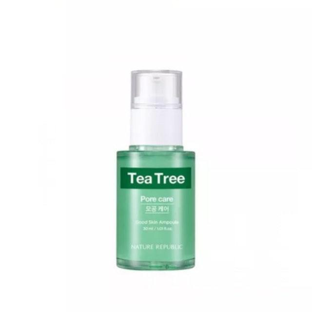 NATURE REPUBLIC Good Skin Tea Tree Ampoule 1