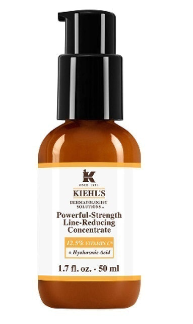 Kiehl's  Powerful-Strength Line-Reducing Concentrate 1