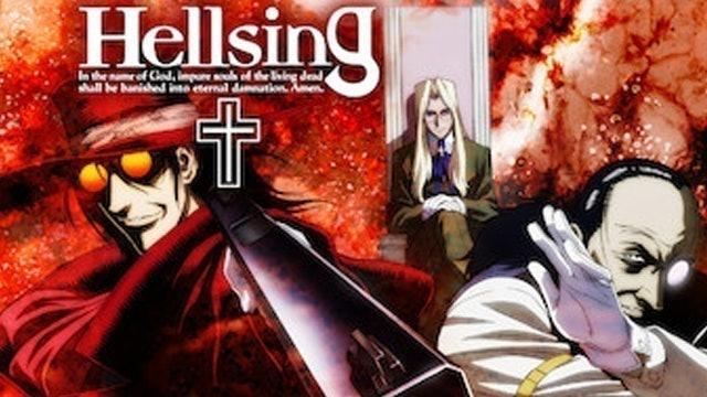 Gonzo อนิเมะสยองขวัญ Hellsing 1
