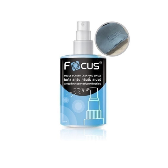 Focus Screen Cleaning Spray 1
