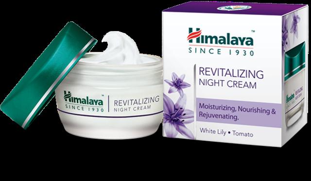 Himalaya Revitalizing Night Cream 1