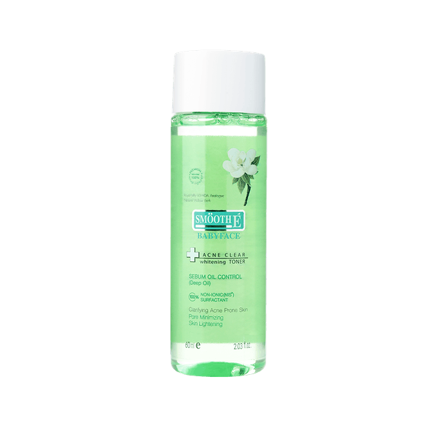 Smooth E Acne Clear Whitening Toner 1