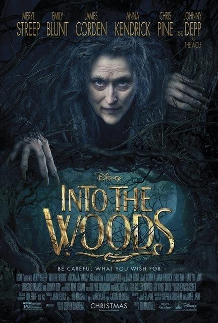 Walt Disney Studios Into The Woods  1