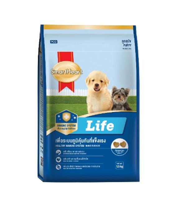 สมาร์ทฮาร์ท  ไลฟ์ อาหารลูกสุนัข 1