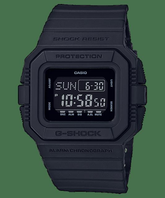 CASIO นาฬิกา G-Shock ผู้ชาย รุ่น DW-D5500BB-1 1