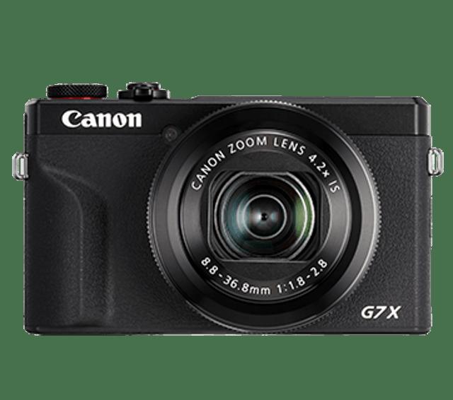 Canon กล้องคอมแพค รุ่น Powershot G7X Mark III 1