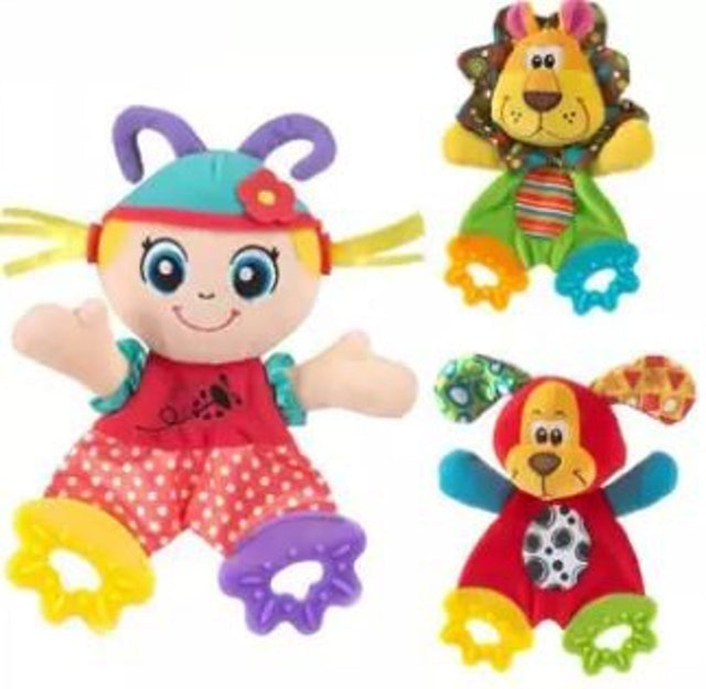 Sozzy  Baby Teether 1