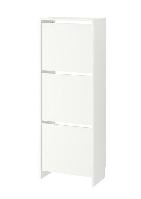 IKEA ตู้รองเท้า 3 ช่อง รุ่น บิสซ่า (BISSA) 1