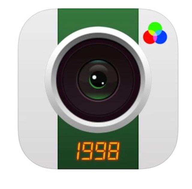 Huu Nguyen Chi 1998 Cam - Vintage Camera 1