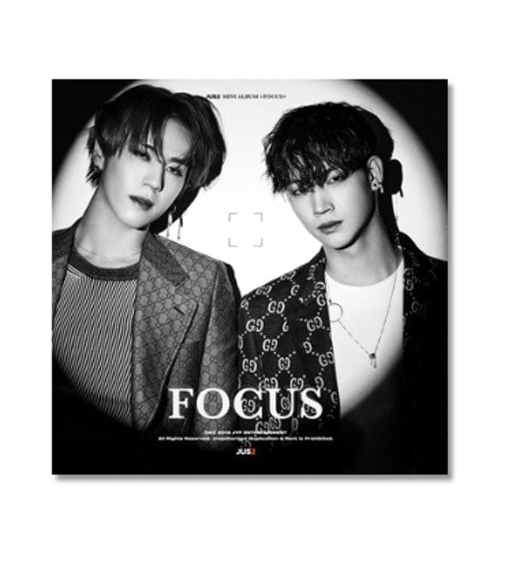 JYP Entertainment GOT7 Jus2 - Mini Album (Random Ver.) 1