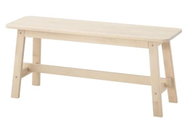 IKEA NORRÅKER เก้าอี้ม้านั่ง 1