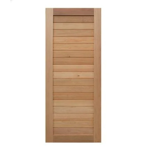 AZLE ประตูไม้สยาแดง 1