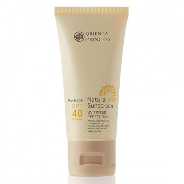 Oriental Princess Natural Sunscreen UV Tinted Perfection SPF40 PA+++ 1