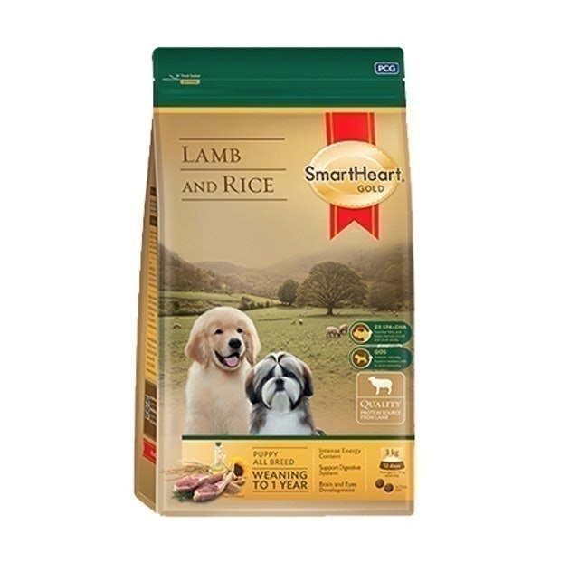 Smart Heart  Gold Lamb and Rice 1