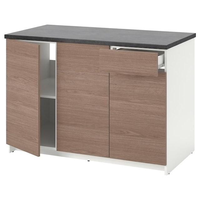 IKEA ตู้เก็บของพร้อมบานเลื่อนและลิ้นชัก รุ่น KNOXHULT คน็อกซ์ฮุลท์ 1