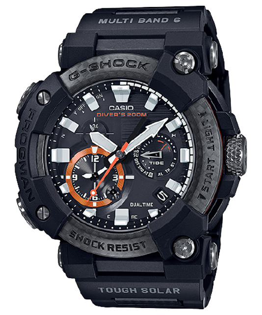 CASIO นาฬิกา Dive Watch G-SHOCK รุ่น Frogman GWF-A1000XC-1A 1
