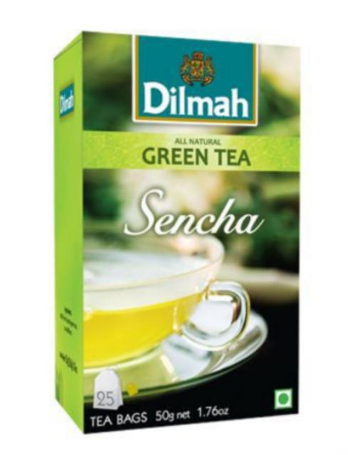 Dilmah ชาเขียวสำเร็จรูป ชาเขียว เซนฉะ 1