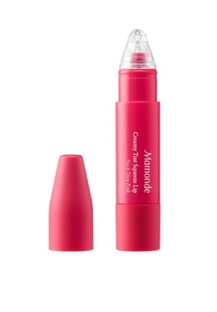Mamonde Creamy Tint Squeeze Lip 1