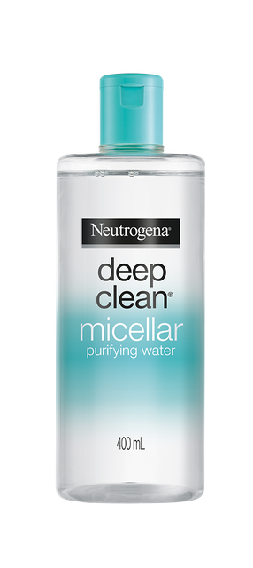 Neutrogena  Deep Clean Micellar Purifying Cleansing Water 1