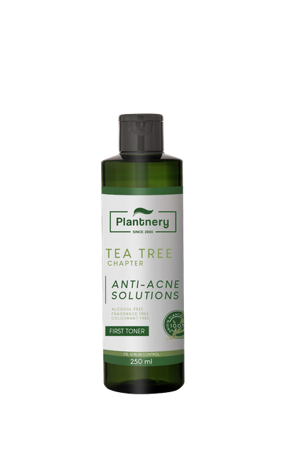 Plantnery Tea Tree Chapter Anti-Acne Solutions First Toner 1