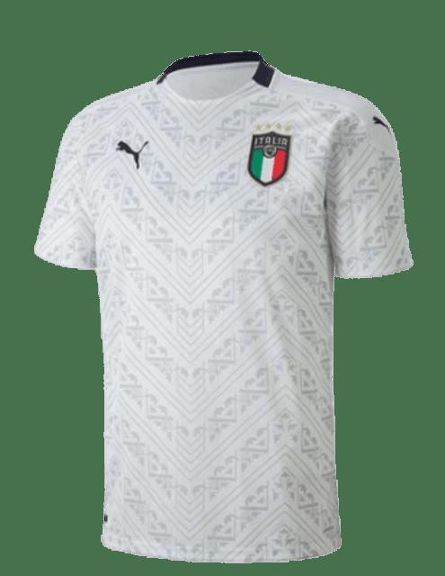 PUMA  เสื้อแข่งทีมชาติอิตาลี ชุดเยือน 2019 1