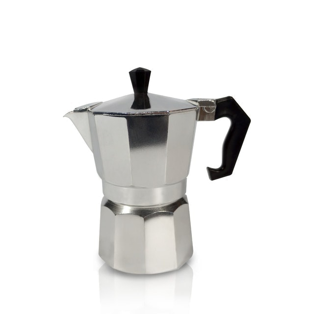 Duchess Moka Pot หม้อต้มกาแฟอะลูมิเนียม Espresso 1
