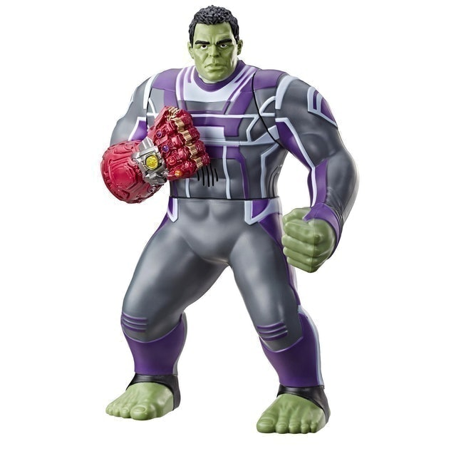 Hasbro Marvel Avengers: Endgame Power Punch Hulk 1