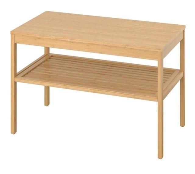 IKEA NORDKISA เก้าอี้ม้านั่ง 1
