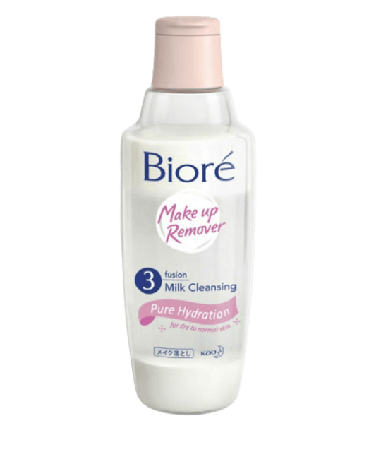 Biore Make Up Remover 3 Fusion Milk Cleansing 1