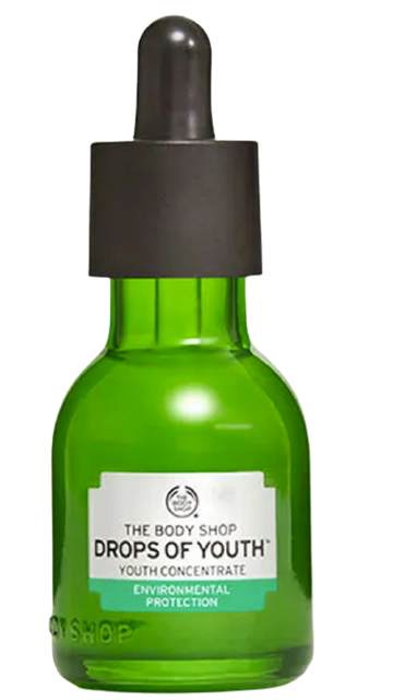THE BODY SHOP DROPS OF YOUTH™ YOUTH CONCENTRATE ENVIRONMENTAL PROTECTION 1