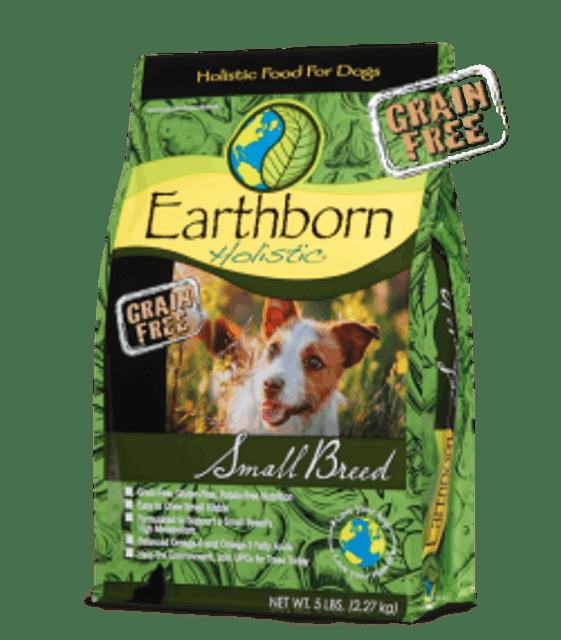Earthborn  Holistic Small Breed 1