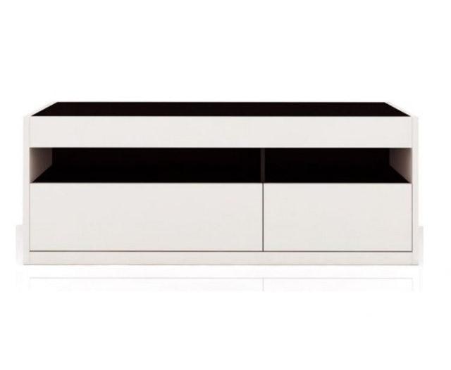 SB Design Square ชั้นวางทีวี Optimus (สีขาว) 1