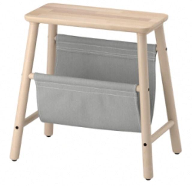 IKEA VILTO สตูลเก็บของได้ 1