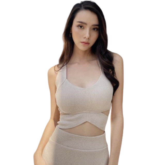 Kimber_official ชุดไปทะเลผู้หญิง Lexy Top 1
