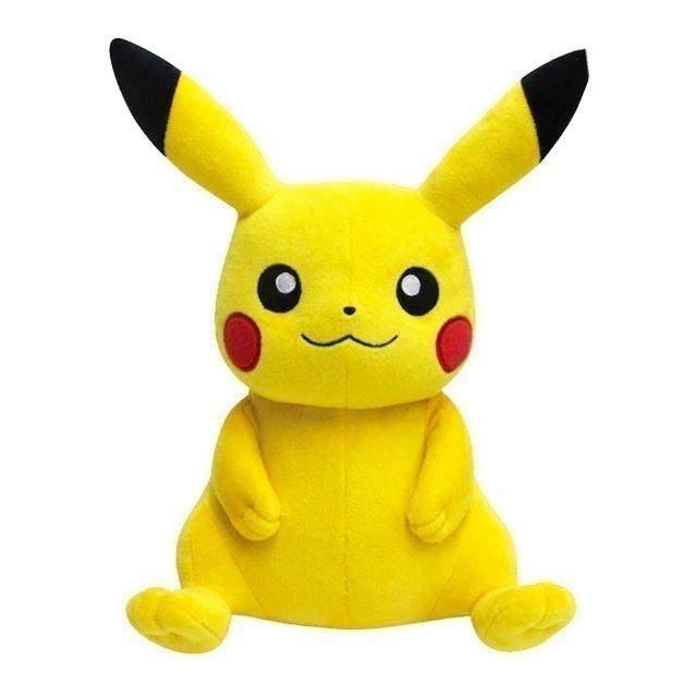 POKEMON ตุ๊กตา Pikachu สีเหลือง 1