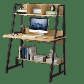 10 อันดับ โต๊ะคอมพิวเตอร์ ราคาถูก ยี่ห้อไหนดี ฉบับล่าสุดปี 2020 คุณภาพดี ทนทาน วางได้ทั้ง PC และโน้ตบุ๊ก ใช้เป็นโต๊ะทำงานได้ 3