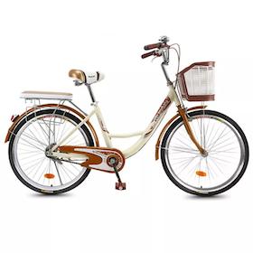 10 อันดับ จักรยานแม่บ้าน ยี่ห้อไหนดี ฉบับล่าสุดปี 2021 ทนทาน ขี่ง่าย มีแบบมีเกียร์ ไปจ่ายตลาดได้สบาย 3