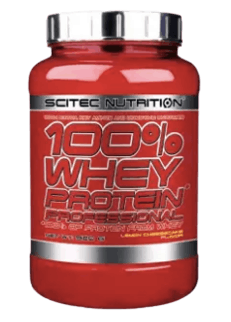 SCITEC NUTRITION 100% Whey Protein Professional 1