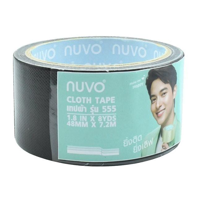 NUVO เทปผ้า รุ่น 555  1