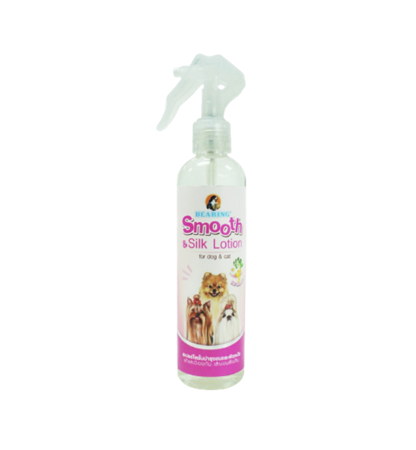 BEARING สเปรย์บำรุงขนสุนัข Smooth & Silk Lotion Spray 1