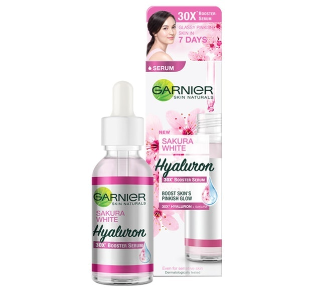 Garnier Sakura White 30x Hyaluron Booster Serum 1