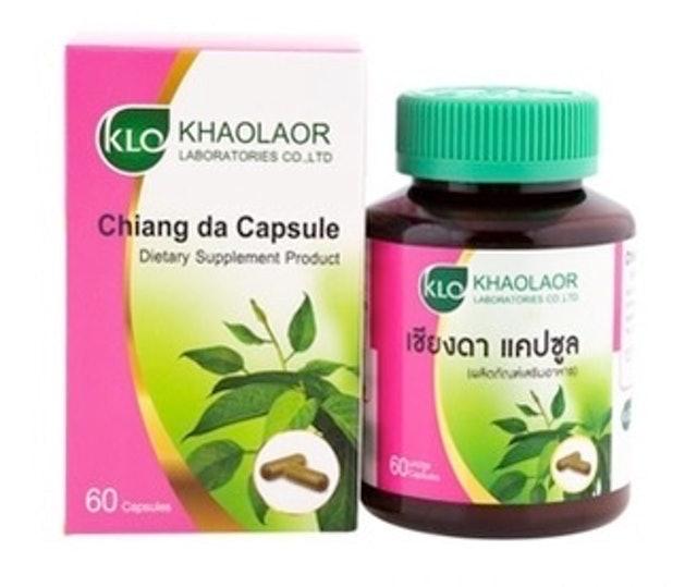 Khaolaor เชียงดาแคปซูล  1