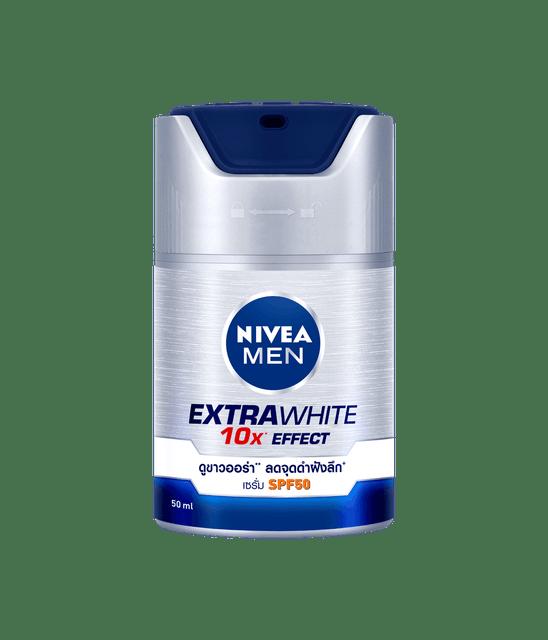 NIVEA สกินแคร์ผู้ชาย รุ่น Men Extra White Serum 1