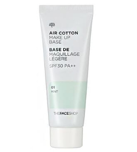 The Face Shop Air Cotton Make Up Base 1