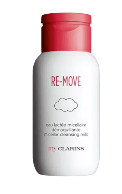 my Clarins Re-Move Micellar Cleansing Milk 1