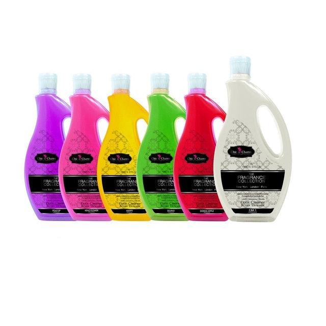 Chic & Charm น้ำยาถูพื้น : Perfume Floor Cleaner 1