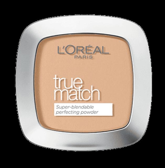 L'OREAL PARIS  True Match Super Blendable Perfecting Powder 1