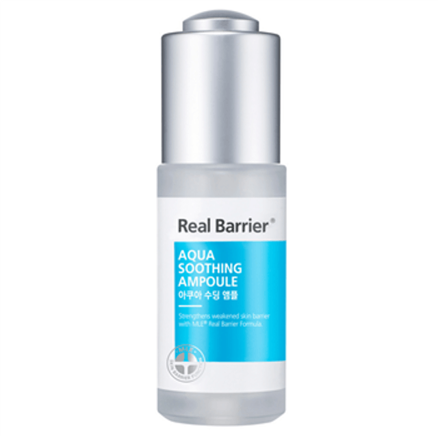 REAL BARRIER Aqua Soothing Ampoule 1