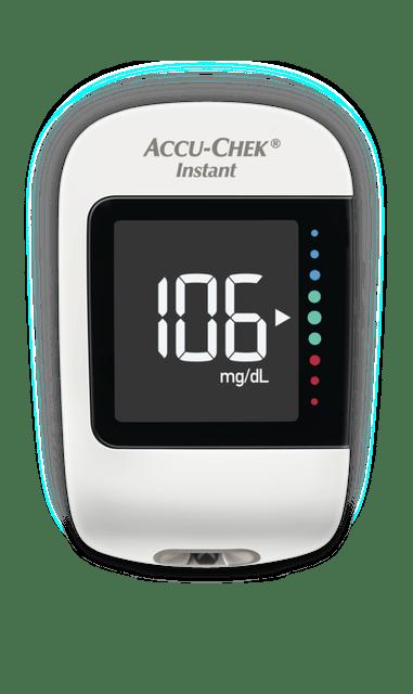 ACCU-CHEK เครื่องตรวจวัดน้ำตาล รุ่น Accu-Chek Instant 1